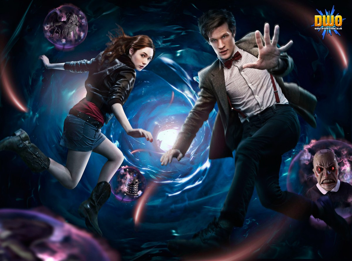 DR. WHO - THE BEAST BELOW (S5E02)