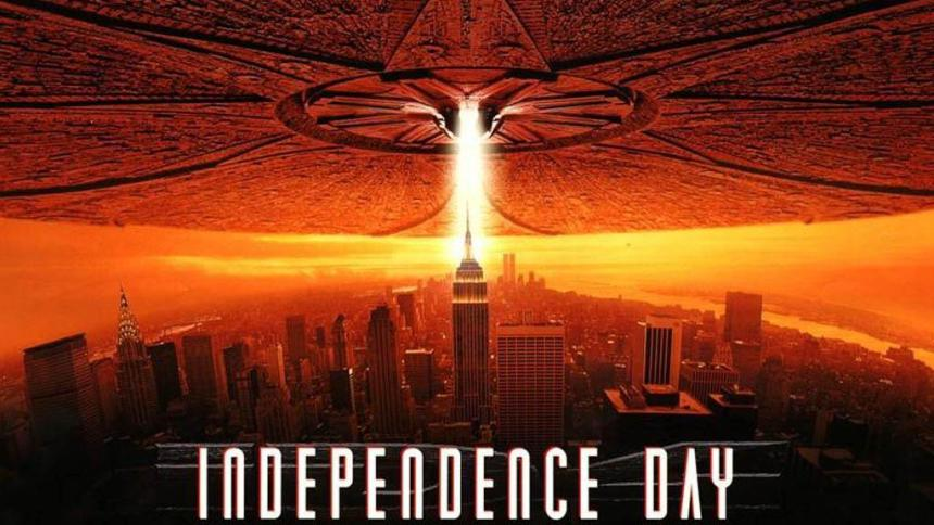 Independence, Independence Day – classic destruction, Zone 6