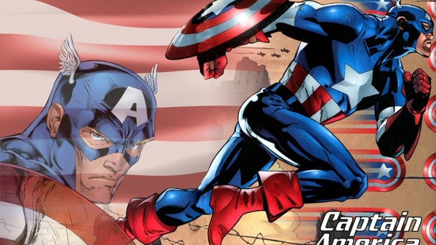 , Best Comic Book Battles: Feat Captain America, Zone 6