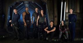 Matter, Dark Matter Episode 8 Review, Zone 6
