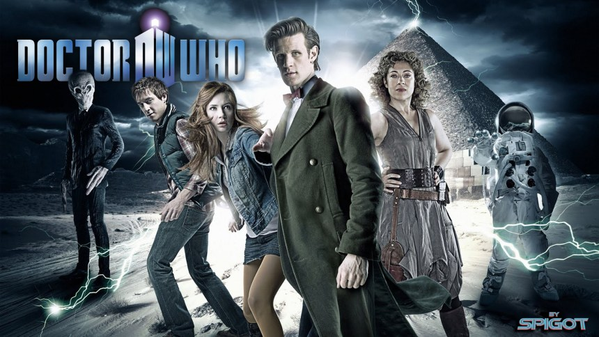 DR. WHO – THE DOCTOR, THE WIDOW AND THE WARDROBE (S6 XMAS SPECIAL)