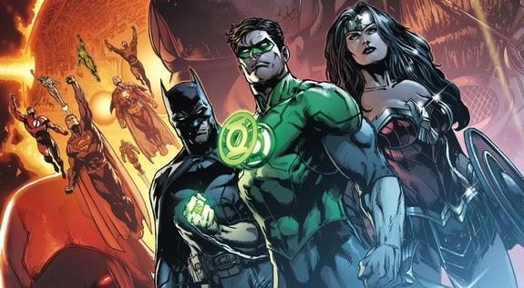 2015: The Best In Comics, Zone 6