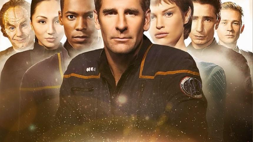 Star Trek, Star Trek Enterprise: Daedalus, vol. 1 & 2, Zone 6