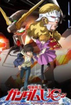 Anime Gundam Unicorn