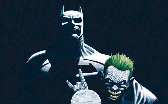 , Dark Night: A True Batman Story: Graphic Novel Review, Zone 6