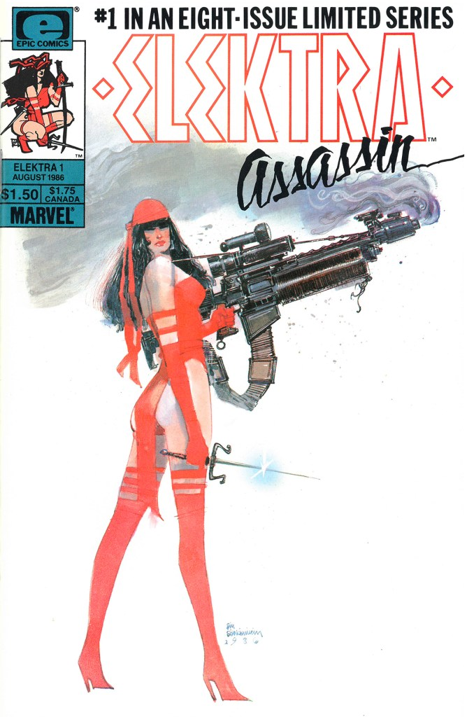 , Artist Spotlight: Bill Sienkiewicz, Zone 6