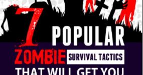 Zombie, The definitive Zombie survival Guide, Zone 6
