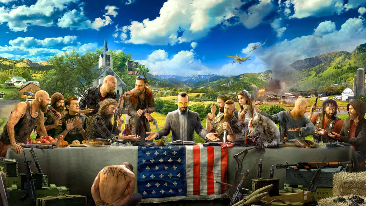 Alt-Right and the importance of Far Cry 5