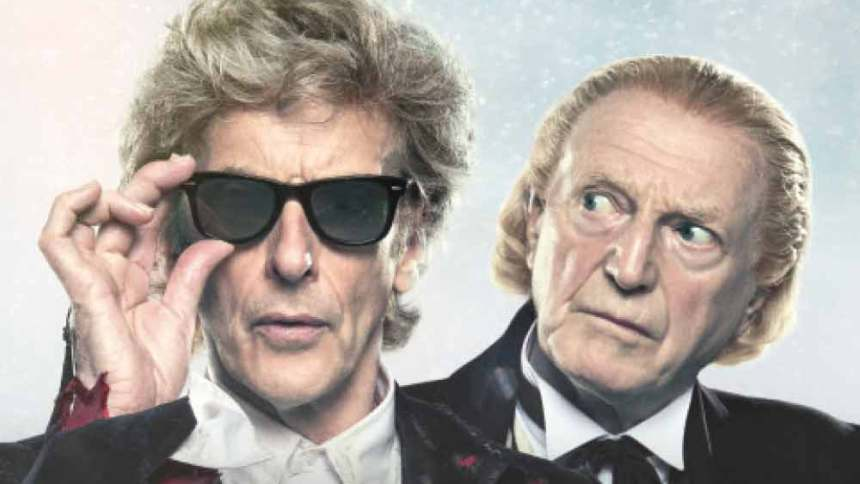 "Doctor Who Christmas special: ""Twice upon a time"""