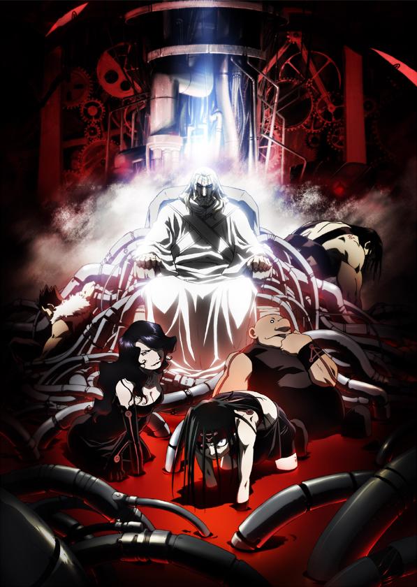 Fullmetal Alchemist Brotherhood – Season 3 (Episodes 27-38)