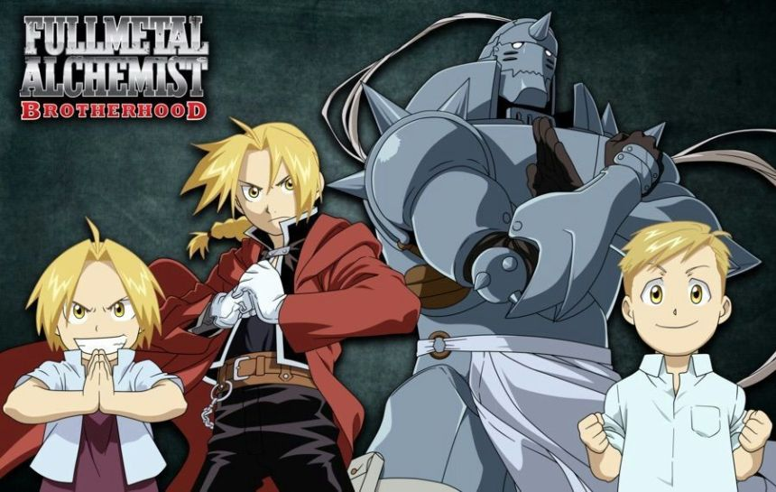 , Full Metal Alchemist – Season 2 (Episodes 15-26), Zone 6