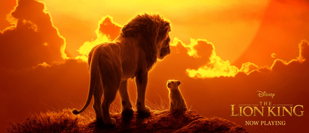 The Lion King official poster