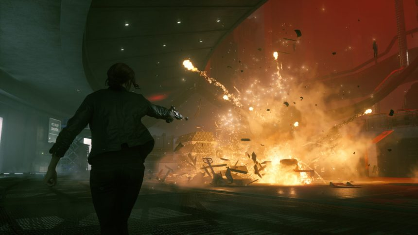 CONTROL from Remedy Entertainment – Is It Good Enough to Beat Max Payne Legacy?, Zone 6
