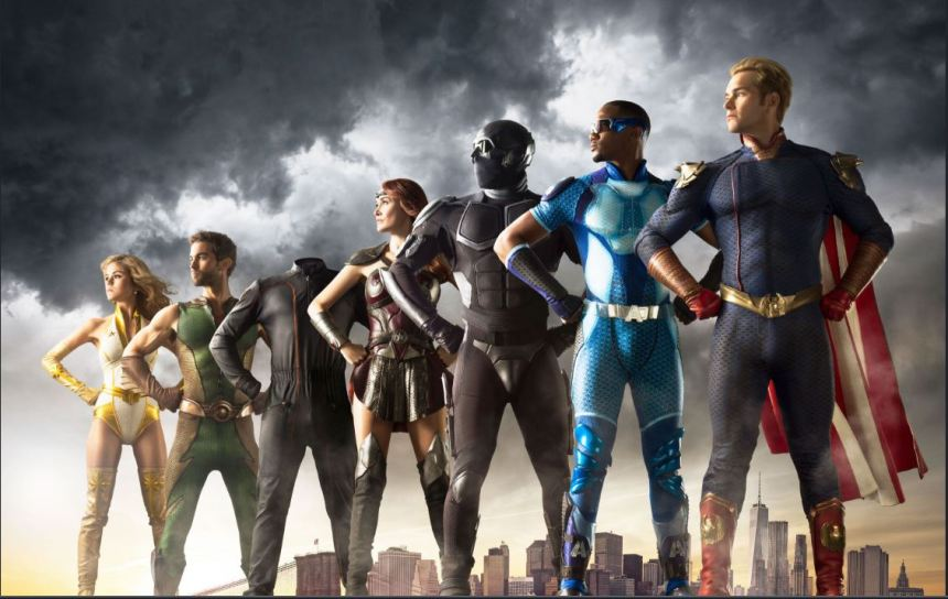 The Boys – A Dystopian Look at Superhero's and the World They Create, Zone 6