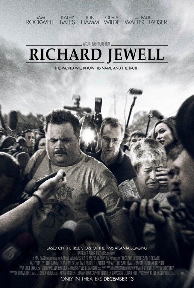 Richard Jewell 2019 film review