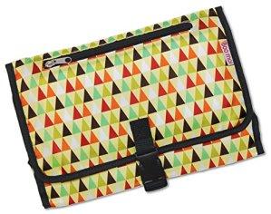 Boo moi–Tapis de voyage avec mini sac et matelas à langer bébé -. Léger, imperméable et durable. Facile à Nettoyer, Tapis à langer rembourré.