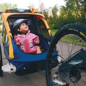 Remorques vélos et accessoires
