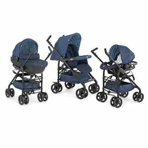 Chicco Trio Sprint Poussette Midnight – Collection 2016