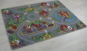 Tapis pour enfant, tapis de jeux Raduno 140 x 200 cm 80 x 120 cm 90 x 200 cm 120 x 160 cm 95 x 200 cm 200 x 300 cm 200 x 400 cm 133 x 175 cm dessin (140 x 200 cm)