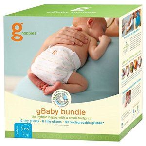 Kit Starter gNappies gBaby – Paquet de 6