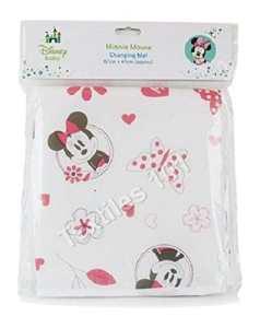 Official Disney Mickey et Minnie Souris pliable à langer bébé tapis de Maison de Voyage