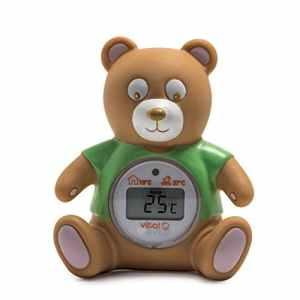 Vital Baby Thermomètre numérique Bain et Chambre