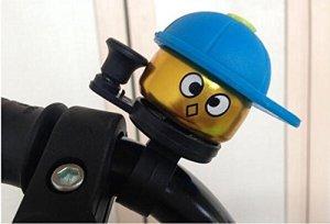 Mttheaw Vélo Accessoires Bouchon de sonnette de vélo Bell Mountain Bike Sonnette de vélo Bell Poussette équipement