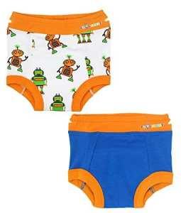 Bébés garçons, sous-vêtements pour enfants avec doublure rembourrée