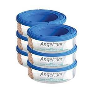 Cassettes De Recharge Angelcare 6 Par Paquet – Paquet de 6