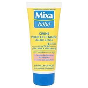 Mixa Bébé Crème pour Le Change 100 ml