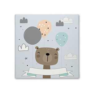 Tableau Enfants Teddy Balloon pico-003