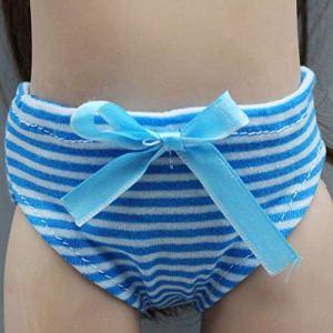 Hemore Poupées Sous-vêtements, compatible avec 45,7cm Poupées poupée Accessoires Cadeau Bleu Santé Baby Care