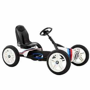 Chenyang86 Kart – Kart à pédale réglable au Volant à Quatre Roues ( Size : 115*69*63cm )