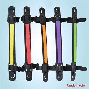 HATCHMATIC 1pcs Pêche Durable Rod Portable Porte-bobine Winder ligne Gardez clip sur canne à pêche Accessoire couleur aléatoire: 1pcs couleur aléatoire