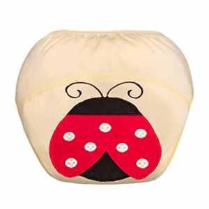 Xshuai® nouveau-né infantile bébé enfants Coton doux avec fermeture réglable couches lavables couches réutilisables à différents motifs