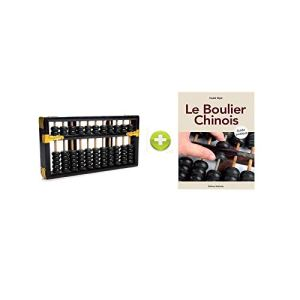 Editions Mathello Ensemble Boulier Chinois + Livre