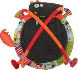 Gluttonous Lulu Play Mat 743 018 (japan import)