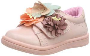 Primigi par 34469, Sneakers Basses bébé Fille, Rose (Rosa 3446900), 25 EU