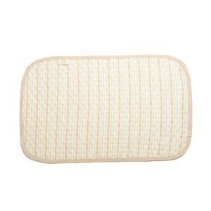 Rayures multicolores coton coloré biologique couche imperméable bébé matelas à langer changer draps de lit urine pad pour nouveau-né Jpstyle