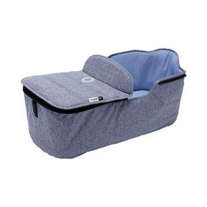 Bugaboo Kit housse pour nacelle accessoires pour poussette, blue melange