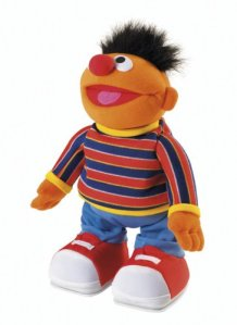 Fisher-Price T.M.X. Tickle Me Ernie