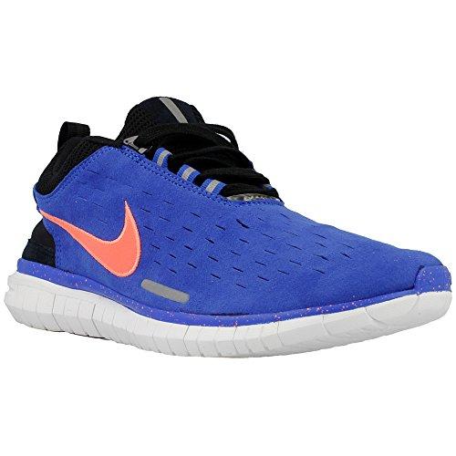 Nike Dualtone Racer (PS), Chaussures de Running Compétition Fille, Multicolore (Elemental Pink/White/Gridiron 605), 33.5 EU