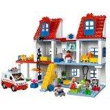 Regode~yupuro large hospital LEGO 5795 Duplo Big City Hospital (japan import)