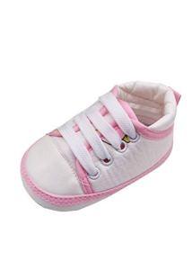 Chaussures de marche pour bébés nouveau-nés Chaussures de pansement pour fille Chaussures décontractées-LIMITA- Chaussures à semelle souple Prewalker
