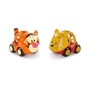 Disney Baby Voitures de Winnie l'Ourson & Tigrou – Go Grippers Collection