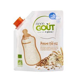 Good Goût Bio Céréales Avoine Blé Riz 200 g