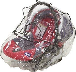 Playshoes 448953pluie universel, habillage pluie, Housse de pluie pour la coque pour bébé avec fenêtre de contact