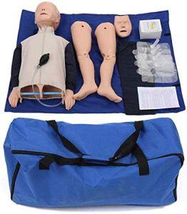 Wenhu La Formation en RCR Manikin, Full Body instructeur Enfant de Base Starter Kit modèle pour l'éducation Enseignement Recherche
