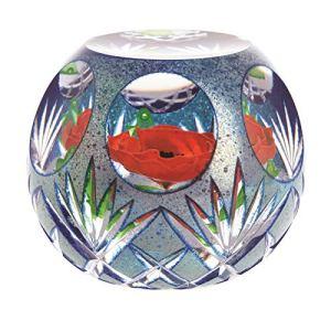 Caithness Glass L20004 Presse-Papier Souvenir commémoratif