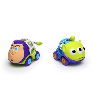 Disney Baby Voitures de Toy Story – Go Grippers Collection